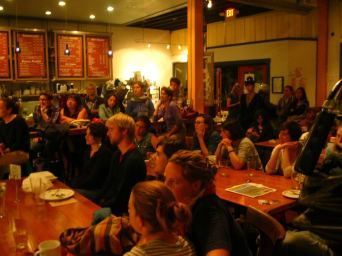 Acutal Cafe Audience